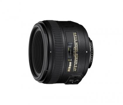 لنز Nikon AF-S 50mm f/1.4 G