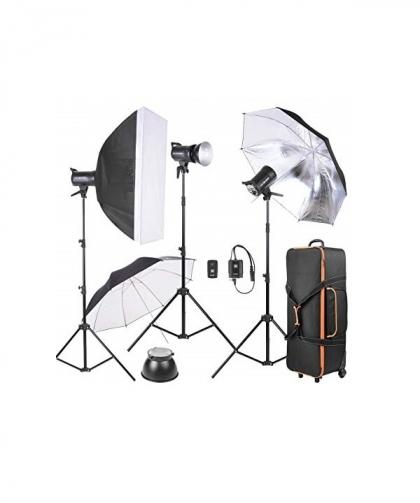 کیت فلاش استودیویی مدل S&S SK200