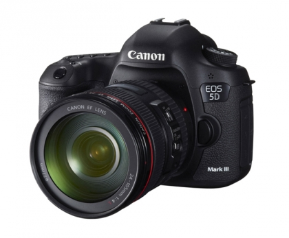 دوربین کانن EOS 5D Mark III + 24-105mm f/4 L