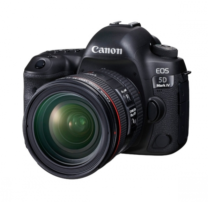 دوربین کانن EOS 5D Mark IV + 24-105mm f/4L IS II