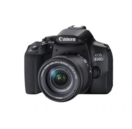 دوربین کانن EOS 850D + 18-55mm IS STM