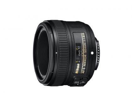 لنز Nikon AF-S 50mm f/1.8 G