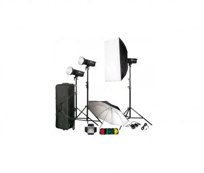 کیت فلاش استودیویی S&S TC-200